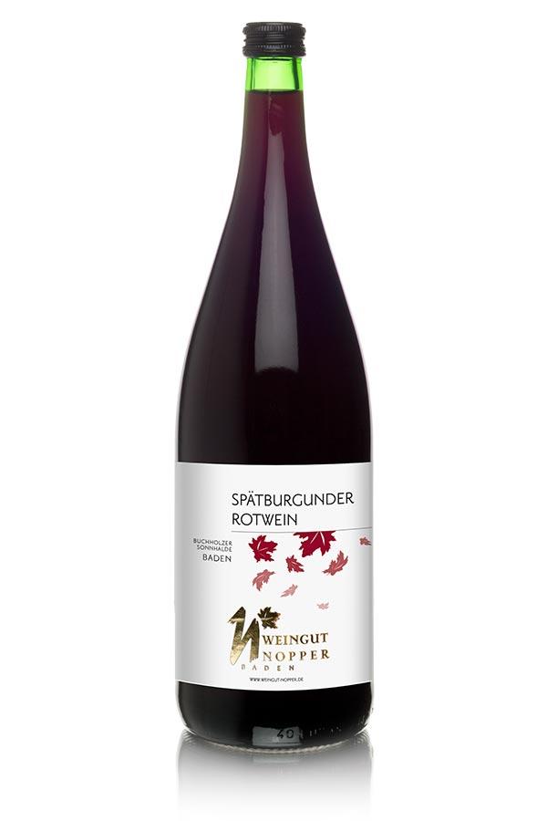 Spätburgunder Rotwein feinherb