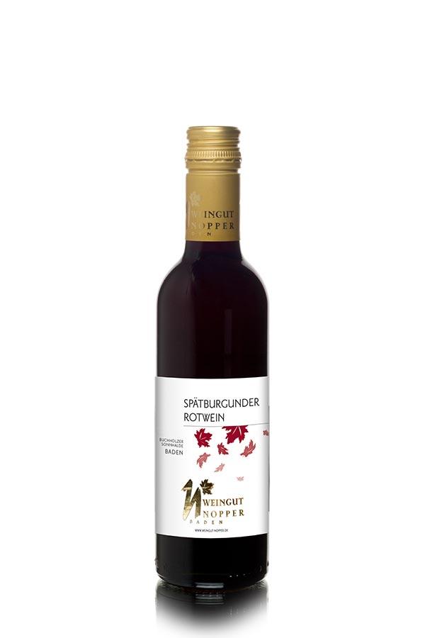 Spätburgunder Rotwein harmonsich