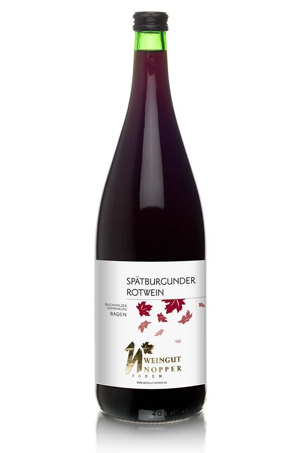 Spätburgunder Rotwein trocken