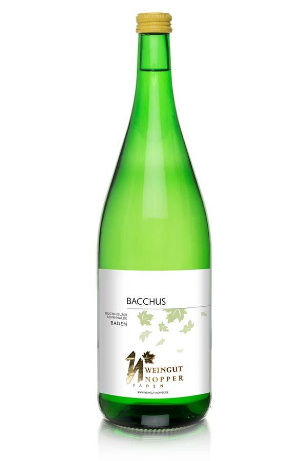 Bacchus feinherb - ein harmonischer Weißwein